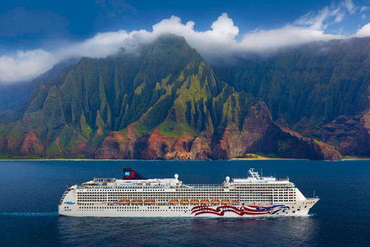 ハワイ4島をまわる豪華クルーザーの旅。特別な1週間を過ごせます!