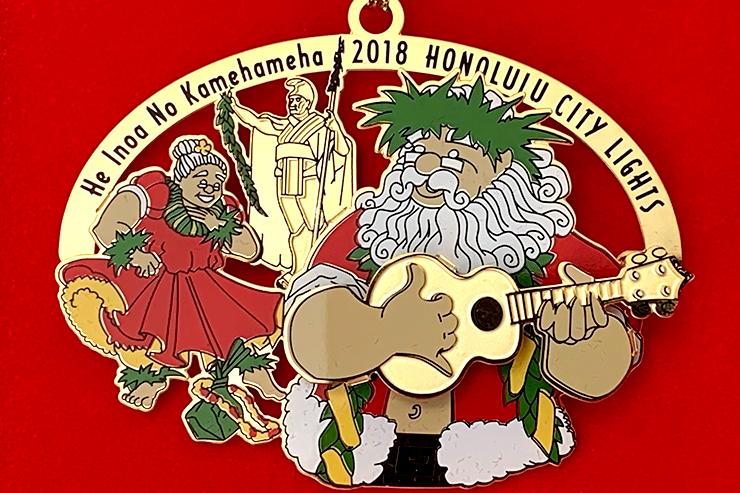 ハワイのクリスマスオーナメントを茅ヶ崎でゲット