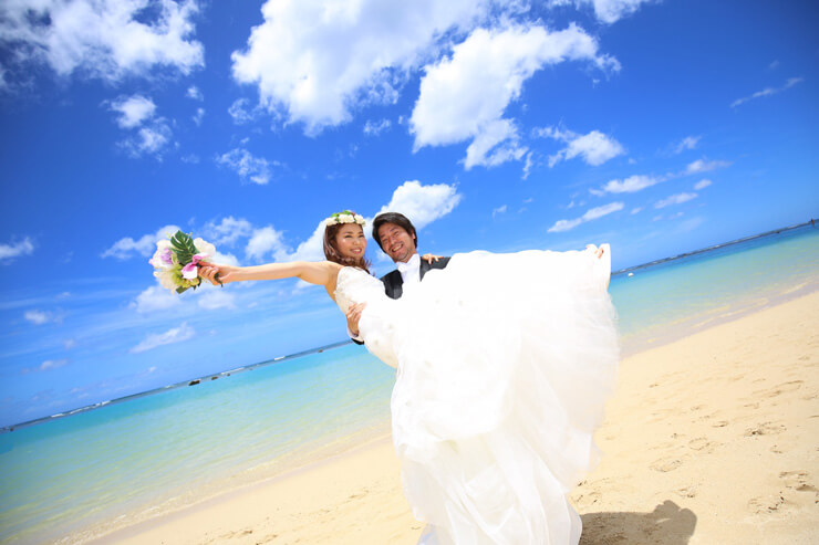 5万円台で実現!ハワイで楽しむビーチフォト