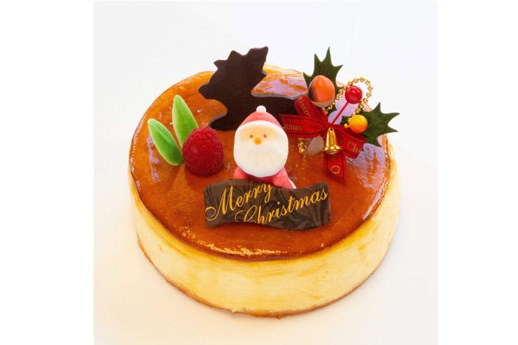 スフレチーズケーキ($35〜)