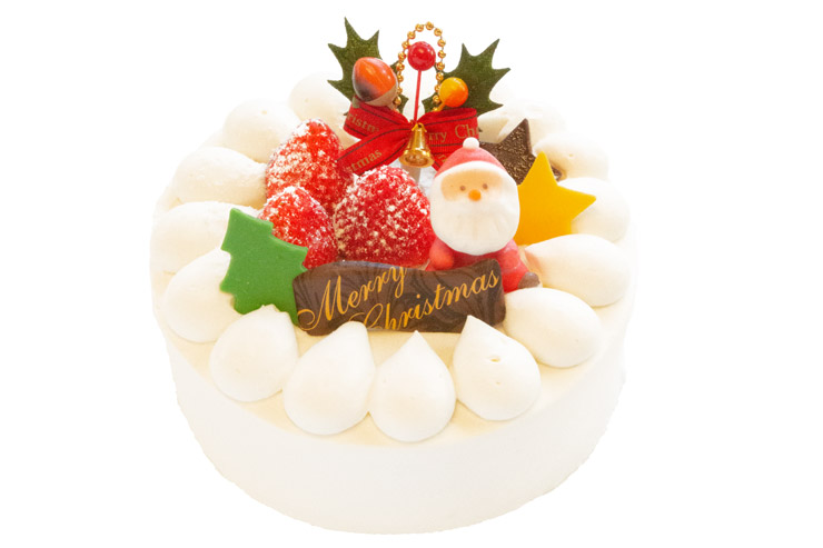 ストロベリーショートケーキ($38〜)