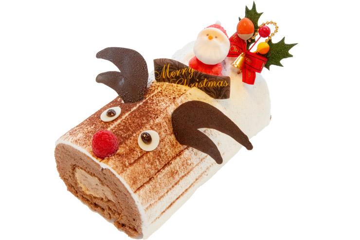 クリスマス・チョコレート・ロール($37)