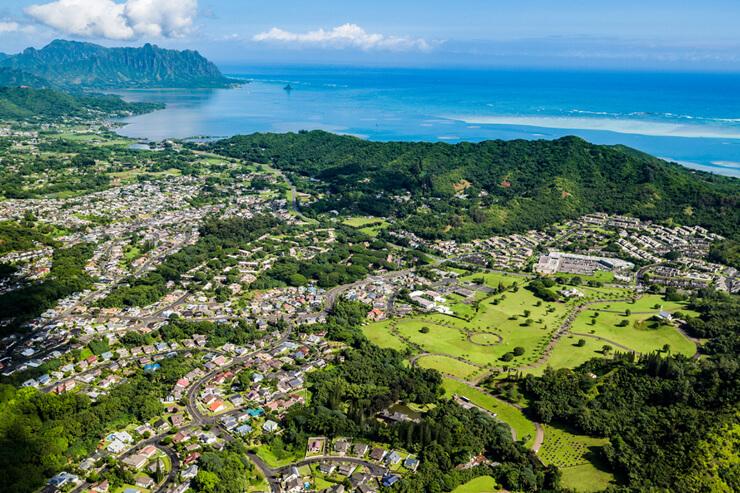 永遠の安らぎをハワイで!