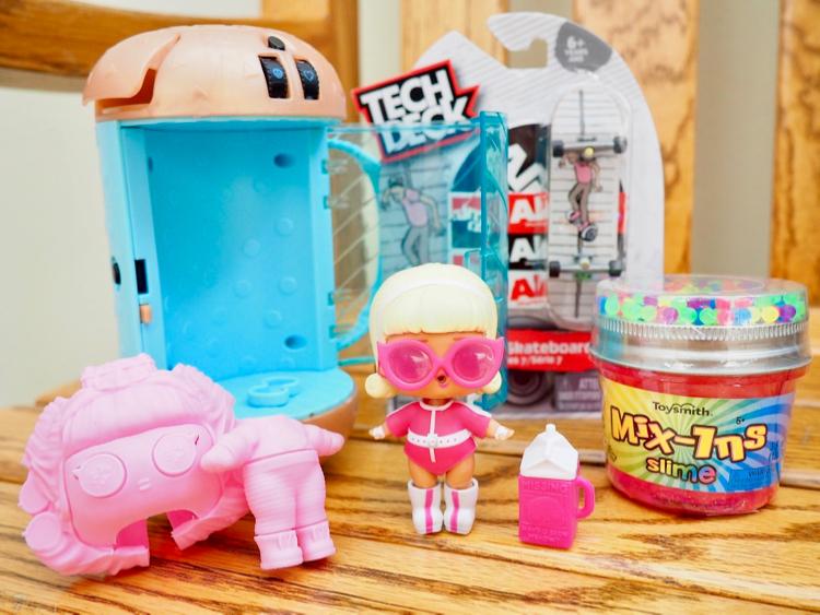 ハワイの子供に人気のおもちゃでクリスマスプレゼント!
