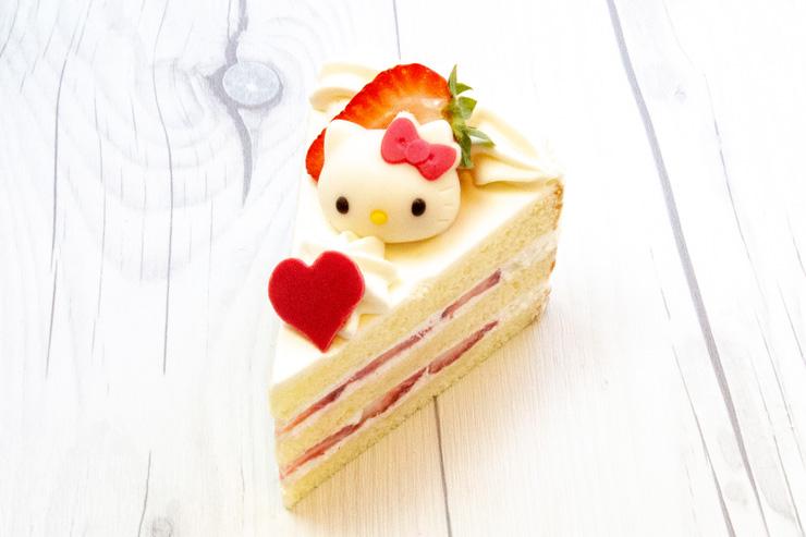 ハローキティ・ストロベリー・ショートケーキ($5.95)