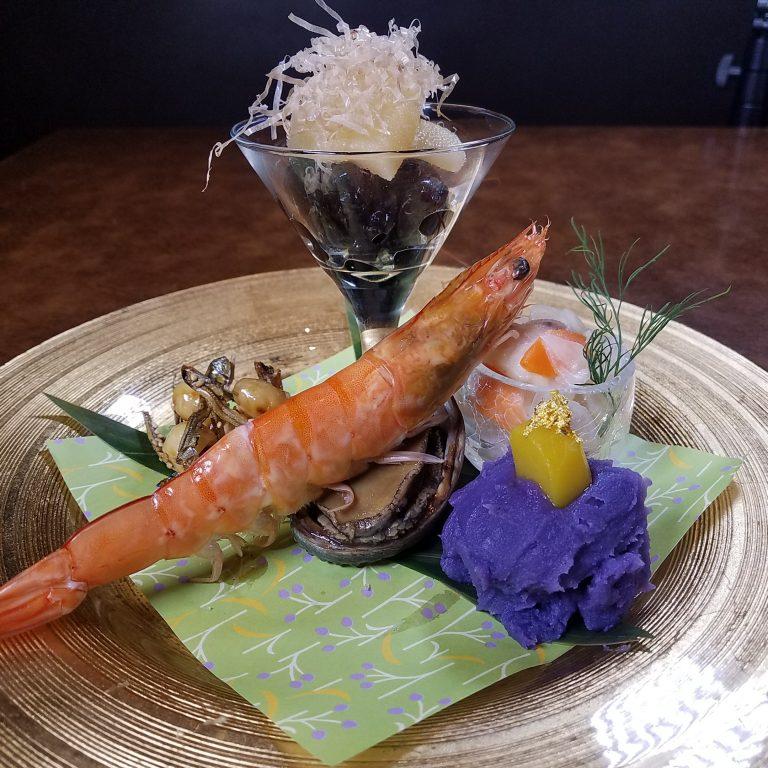 KAIWA☆ハワイでもおせちとお雑煮でお正月♪♪