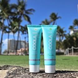 ハワイの海を守る優秀日焼け止め♪