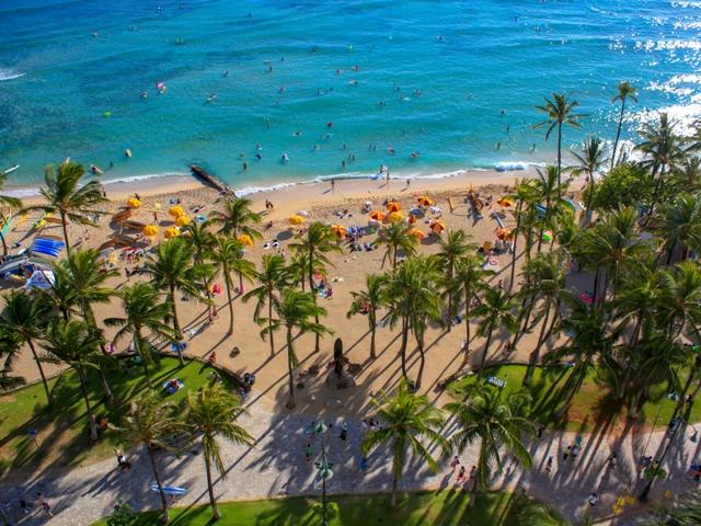 【ハワイのコンドミニアム】 2020年3月末まで予約受付開始