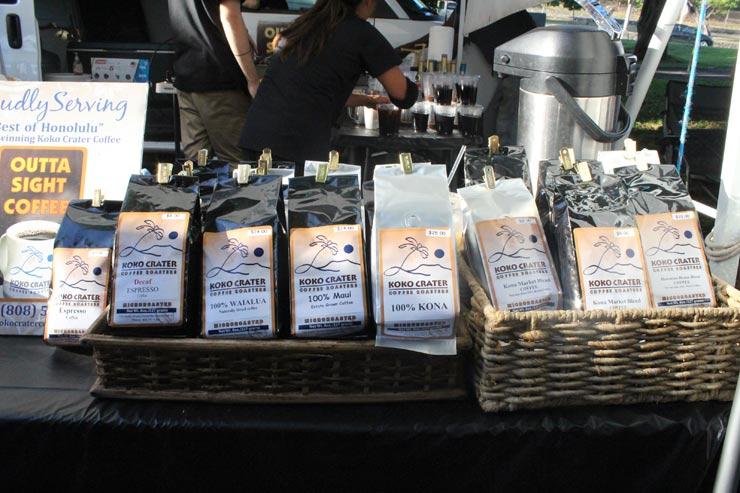 Koko Crater Coffee Roastersのコーヒー