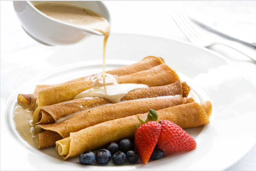 早起きして食べたい!  ハワイの朝食ビュッフェ
