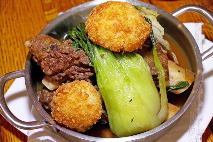 ダウンタウンの創作韓国料理店が移転オープン