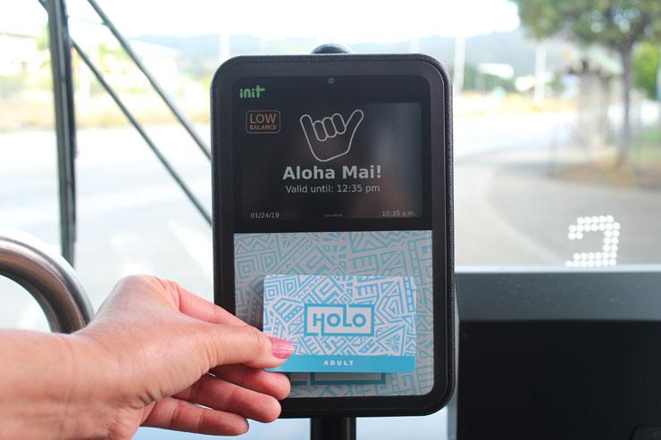 ザ・バスに電子乗車カード導入!気になる詳細とは?