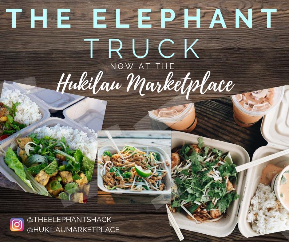 人気のタイ料理トラックがポリネシア・カルチャー・センターに!