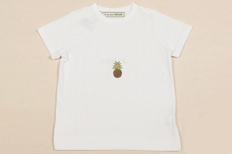 Tシャツ:$235/Tu es mon TRESOR