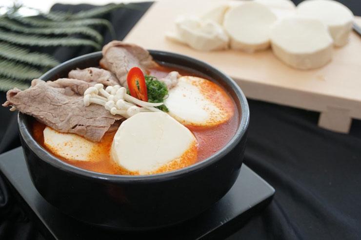 旨辛スープのスンドゥブ&韓国料理が20%オフに!