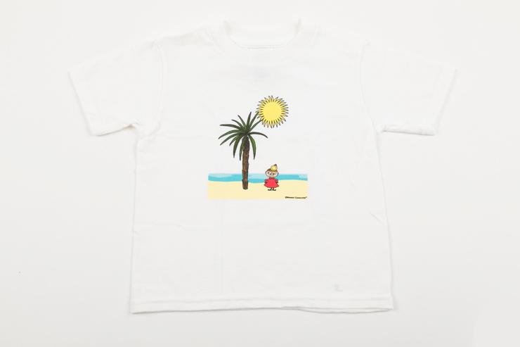 限定デザインのTシャツ:キッズ用