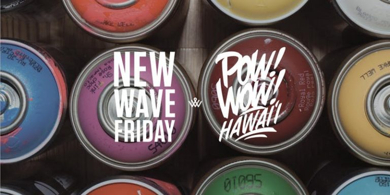 2月のNew Wave Fridayはアートがテーマ