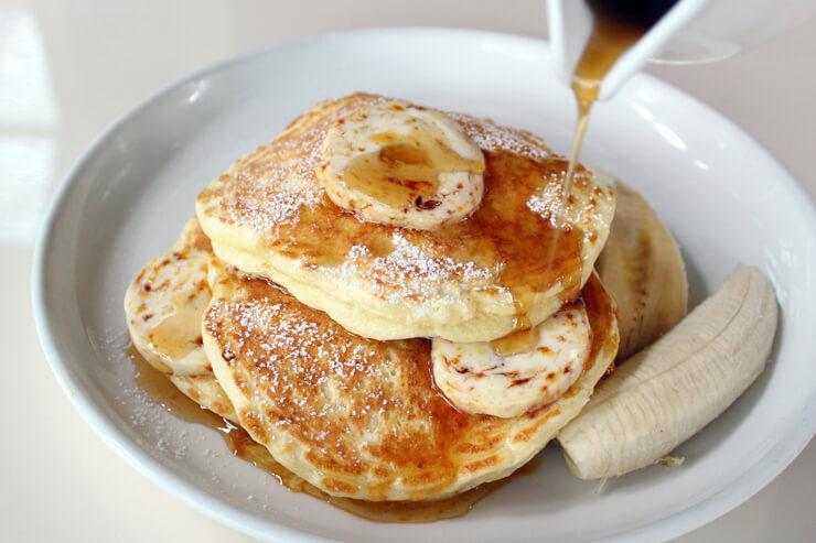 ビルズ ワイキキでヘルシー朝食を満喫しよう