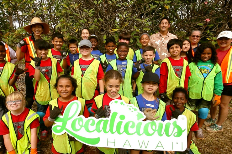 限定メニューを食べてハワイの農業を支援!