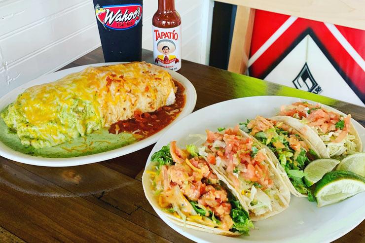 ワードのメキシコ料理店がインテリアとメニューを一新