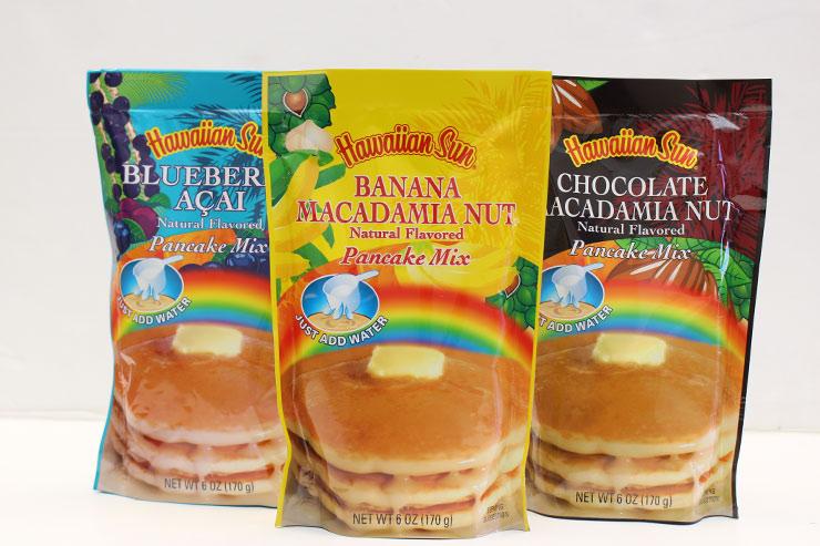 ハワイアン・サンのパンケーキミックス
