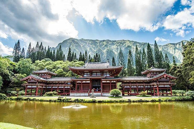 ロケーション抜群の美しい霊園