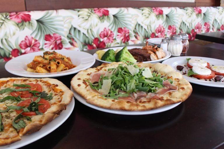 朝食、ランチ、ディナーが気軽に楽しめるイタリアン!