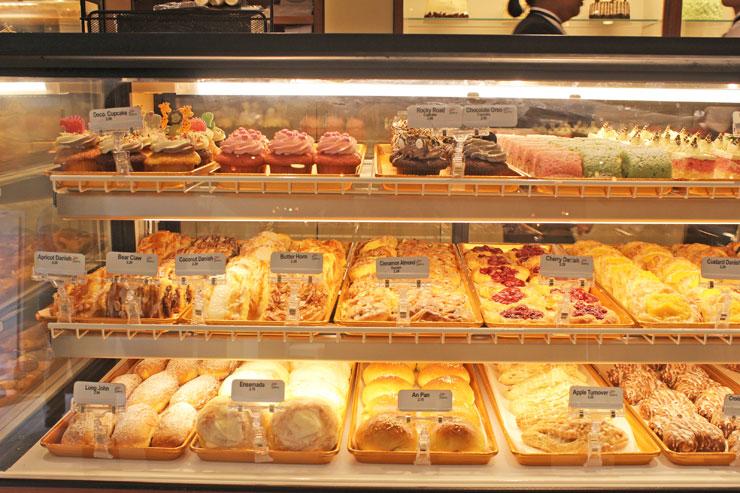 リリハ・ベーカリーのアラモアナ店