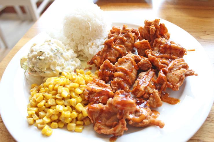 チキンから揚げ($14.50)