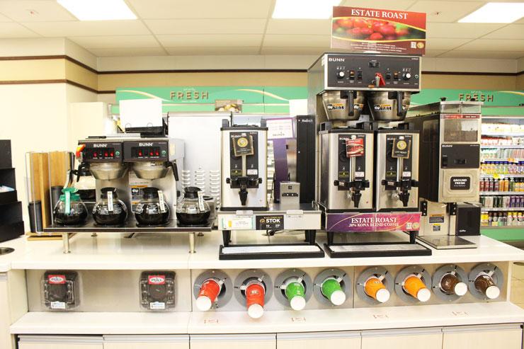 セブンイレブンハワイのコーヒー
