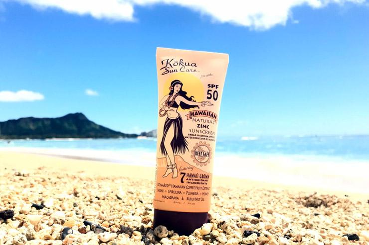 ハワイで買える!おすすめのリーフセーフ日焼け止め6選