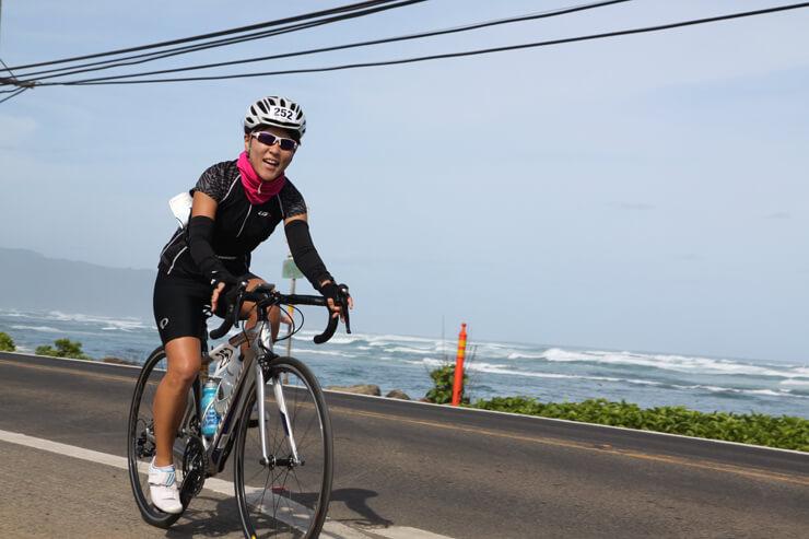 気分爽快!ノースの絶景を走る自転車イベント