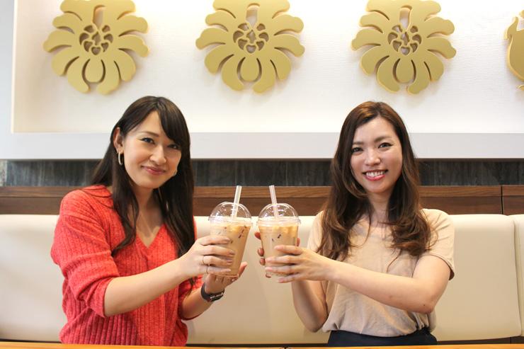 ティム・ホー・ワンの香港アイスミルクティー
