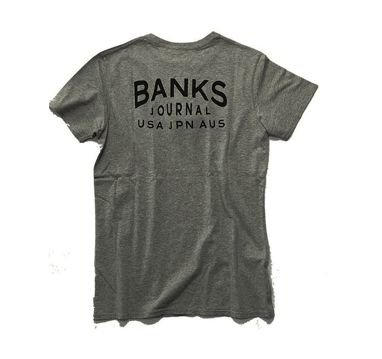 BANKS  追加オーダー届きました!!