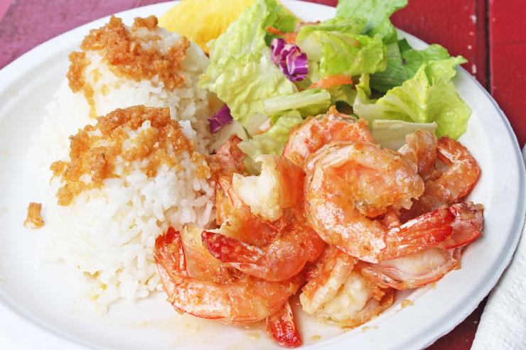 ハワイで食べたい!人気ガーリックシュリンプ店8選
