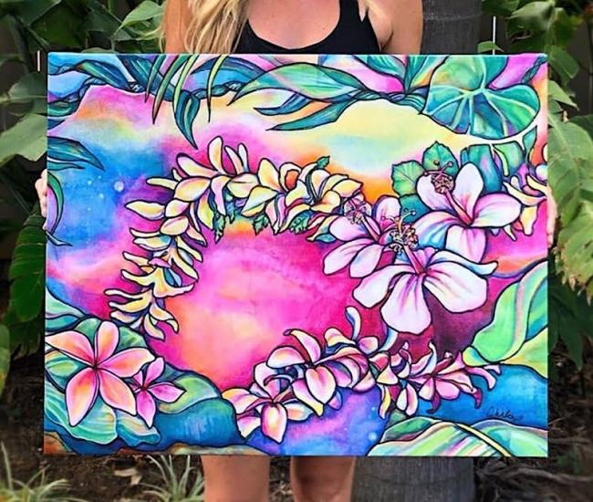 ハワイアンアーティスト作品をSUBLIMEで!