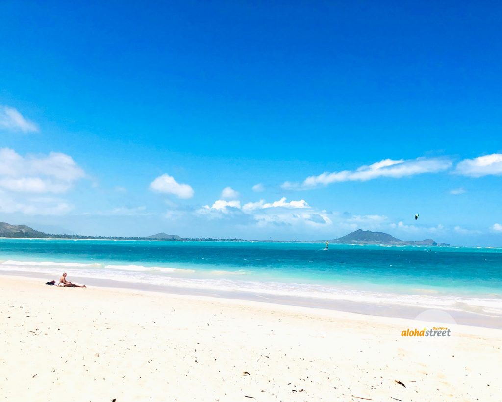 「きれい」の言葉だけでは足りないカイルアビーチ