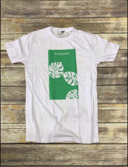 Aloha Days の運気が上がるTシャツ!!