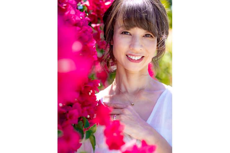 上品&おしゃれな花田美恵子さんのコラボハワジュ