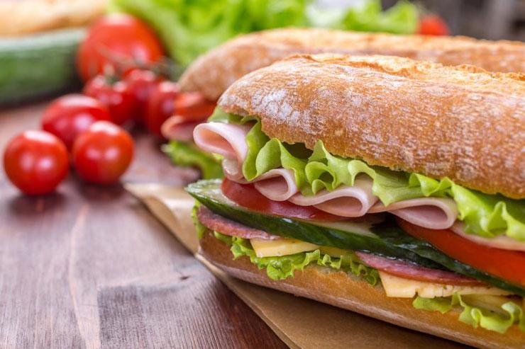 一度は食べたい!熟練シェフが作る絶品サンドイッチ