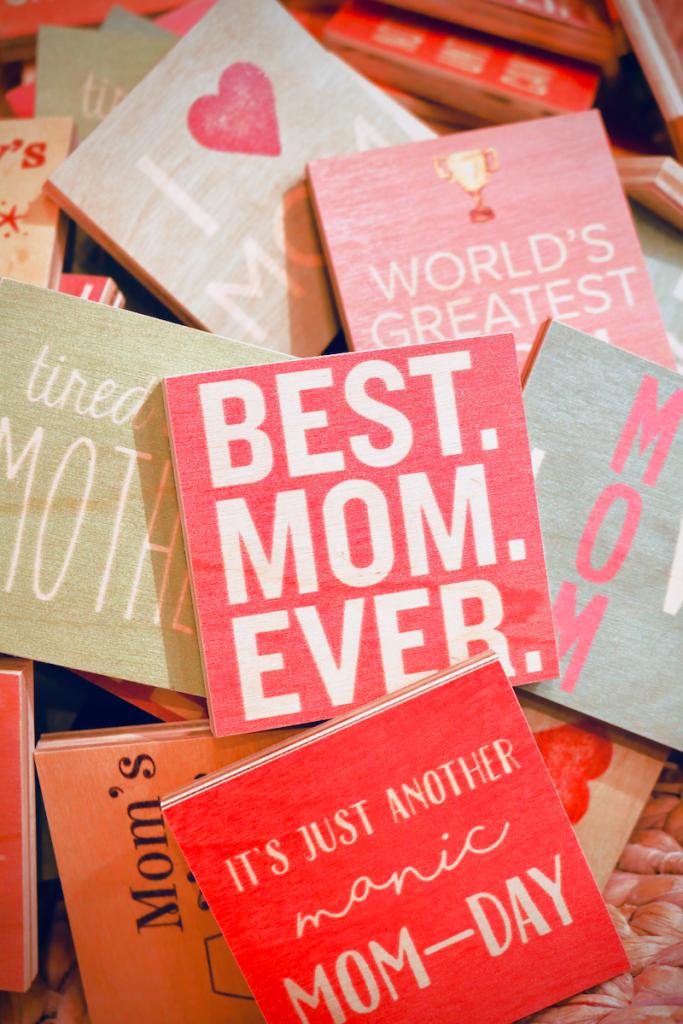 世界で一番のお母さんへのメッセージ