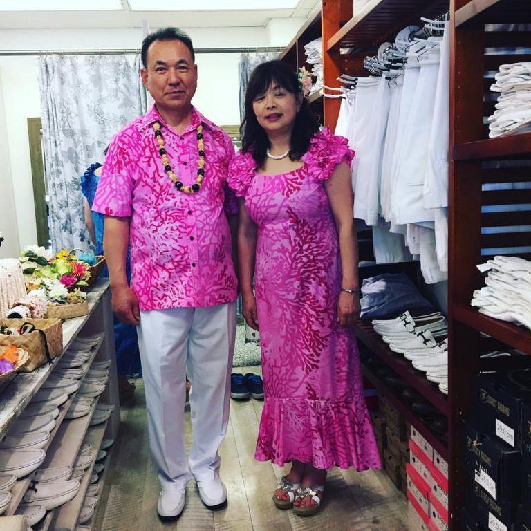 ピンクのドレスで華やか映えスタイル🌟