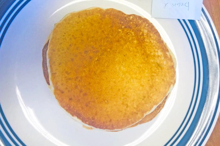 ディーン・アンド・デルーカ・ハワイのパンケーキ