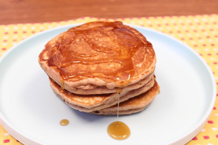 カハラフレッシュのパンケーキ