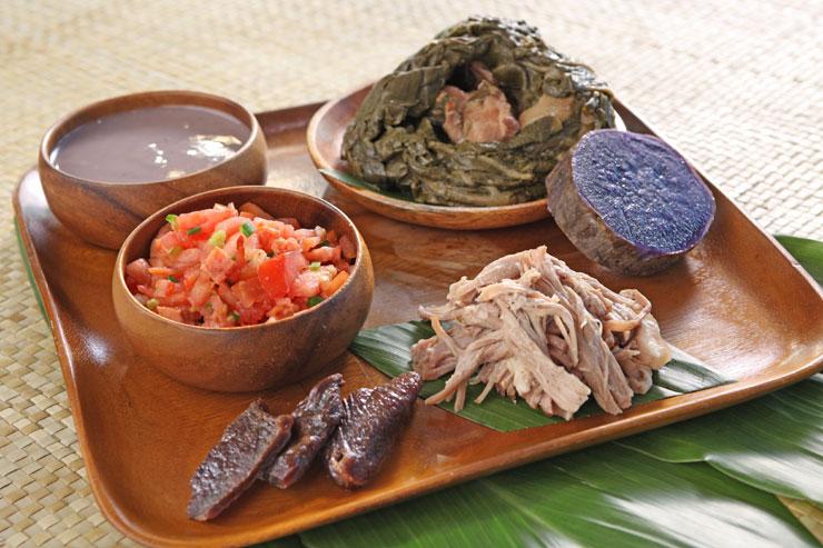 カポレイに登場!ハワイの郷土料理が堪能できる人気店