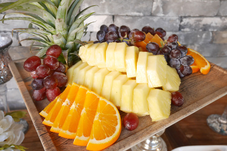 ハワイ島季節のフルーツ