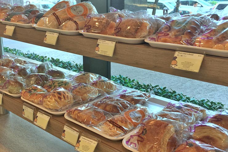 カリフォルニアで多店舗展開するアジア系ベーカリー&カフェ