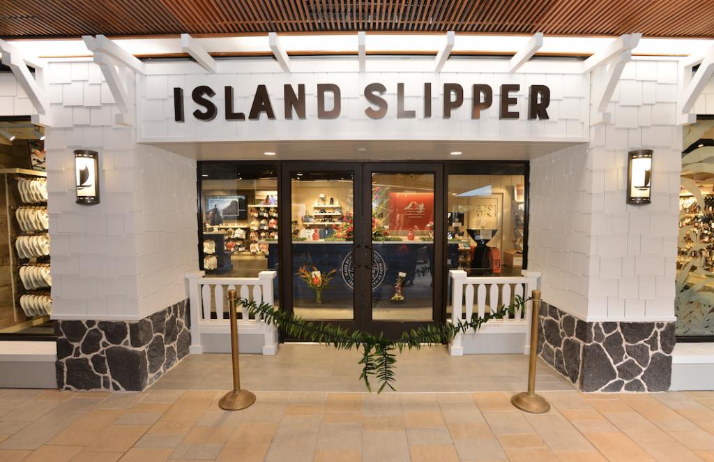 アイランドスリッパのワイキキ店がリニューアルオープン