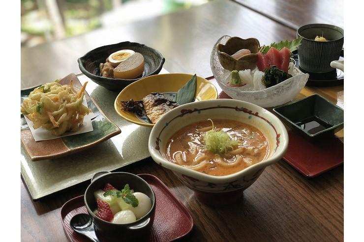 旬の食材を満喫!本格和食店の6月限定ランチ