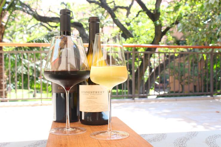 アイランド・ヴィンテージ・ワイン・バーのワイン